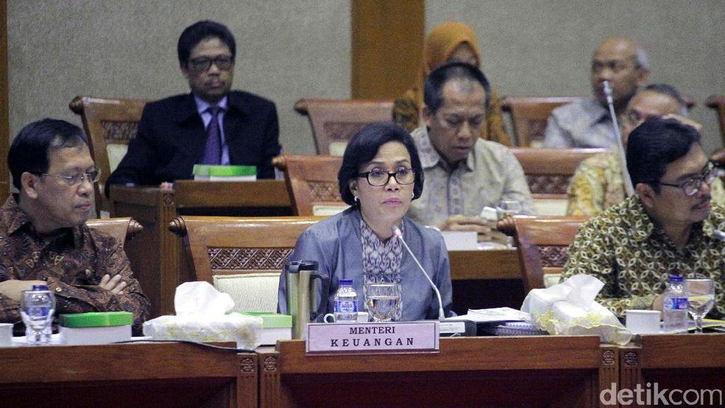 APBN 2017 Rp 2.080 T, DPR Minta Pemerintahan Jokowi Berhemat
