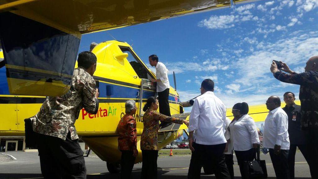 Ada Pesawat Ini, Harga BBM di Papua Sama dengan di Jawa