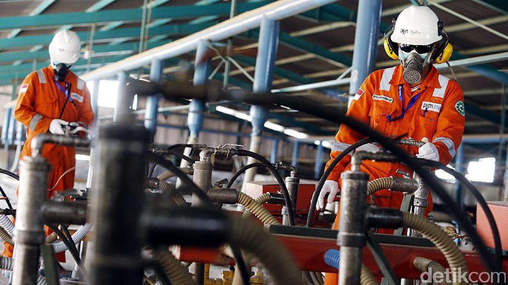 PGN Perluas Jaringan Infrastruktur Gas Bumi di Berbagai Daerah