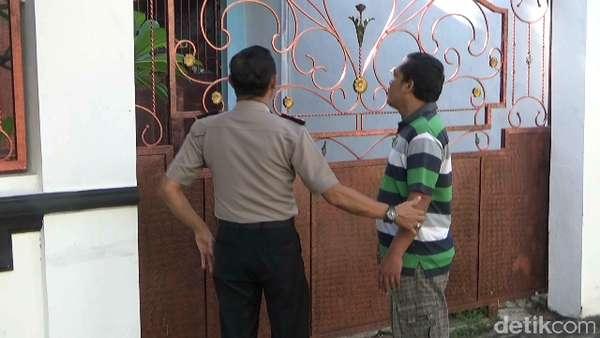 Polisi Temukan Rumah Singgah Dimas Kanjeng, ini Penampakannya