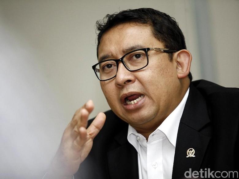 Fadli Zon Sebut Survei CSIS soal Kinerja Jokowi Tak Sesuai Fakta