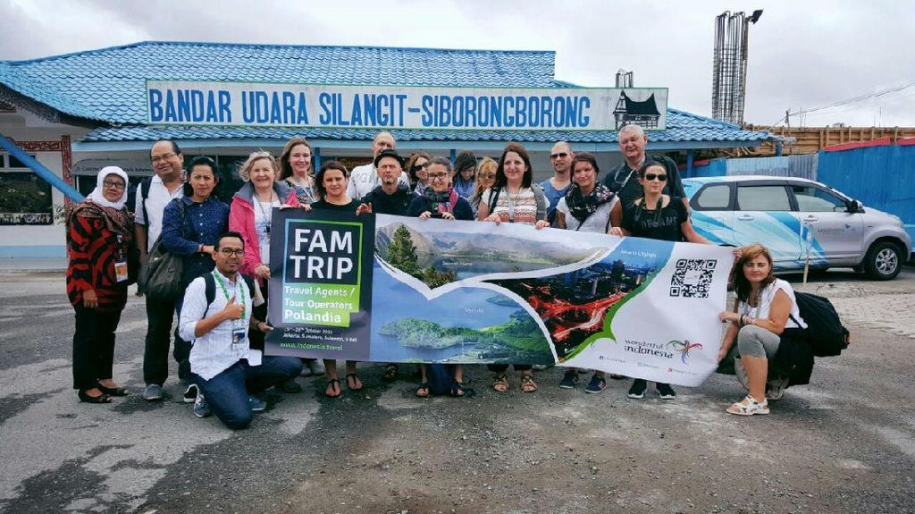 Kata Orang Eropa Tentang Danau Toba: Saya Kira Laut