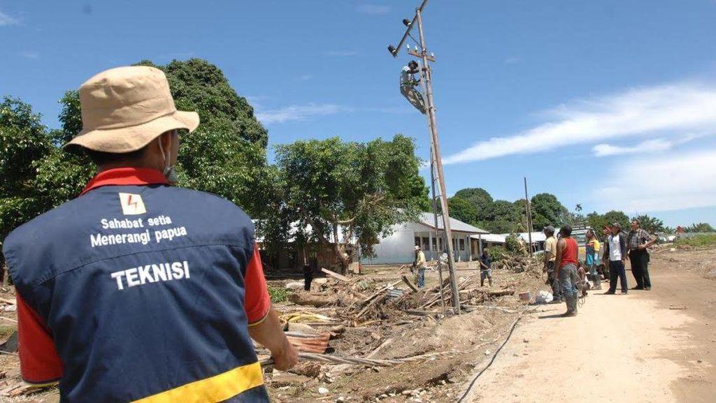 Ini Progres Proyek 35.000 MW di Papua dan Maluku