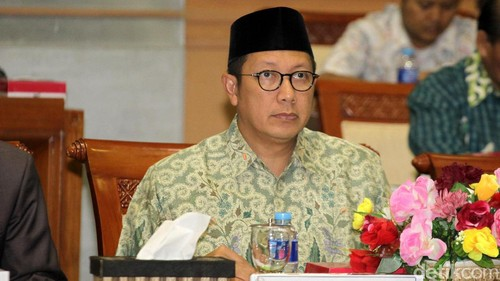 Menag Lukman Hakim Saifuddin: Melawan Hoax, Menjaga Hati