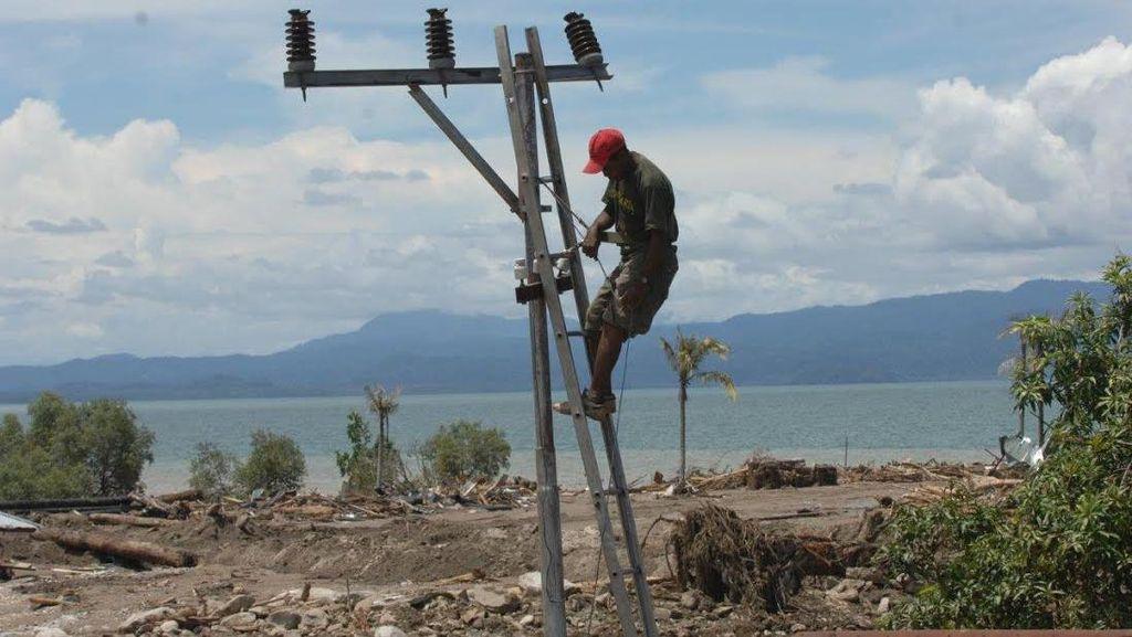 419 Puskesmas di Papua dan Maluku Belum Berlistrik