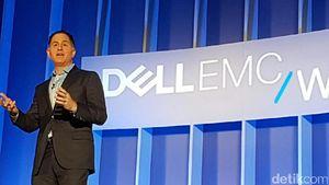 Aksi Dell Pasca Setahun Caplok EMC Rp 893 Triliun