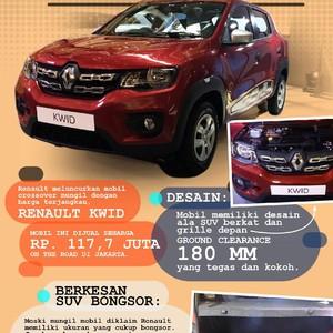 SUV Eropa Seharga Rp 100 Jutaan
