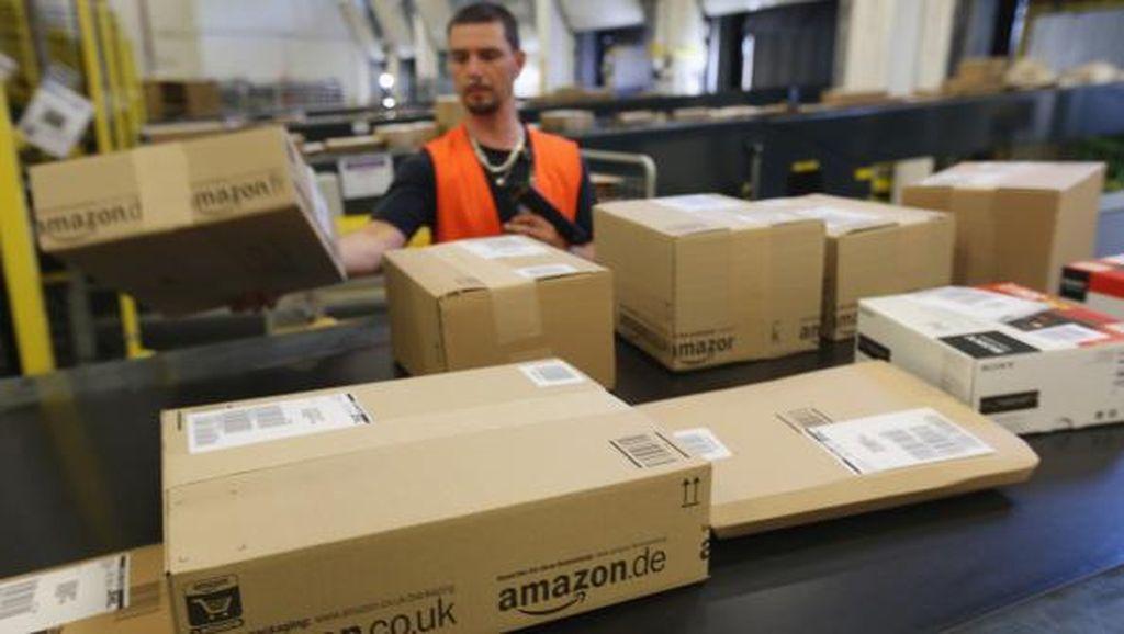 Amazon Peringatkan Karyawan Soal Kebijakan Trump