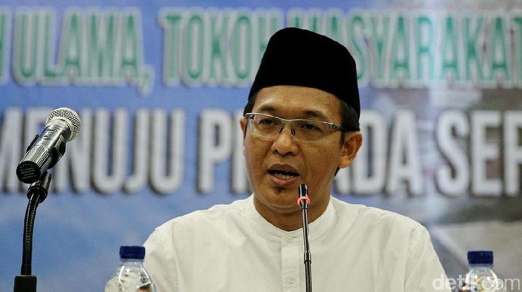 Wakil Ketua MUI: Ahmad Ishomuddin Diberhentikan dari Pengurus