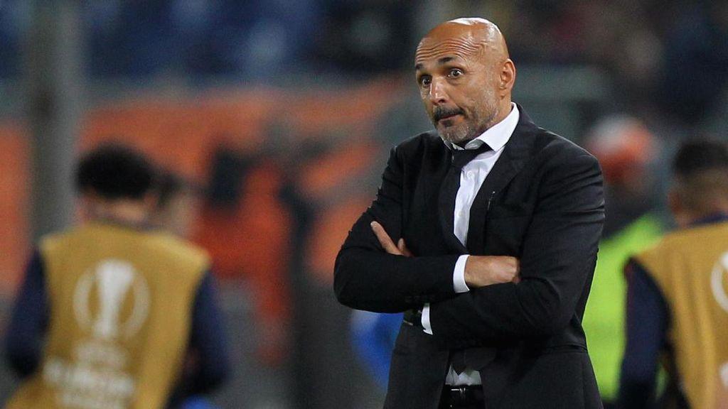 Totti Optimistis Spalletti Bawa Roma Juara Suatu Saat Nanti