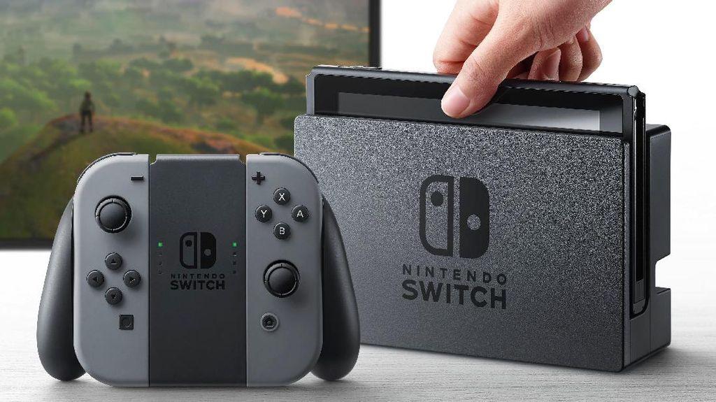 Unboxing Nintendo Switch Hasil Curian Bikin Gempar