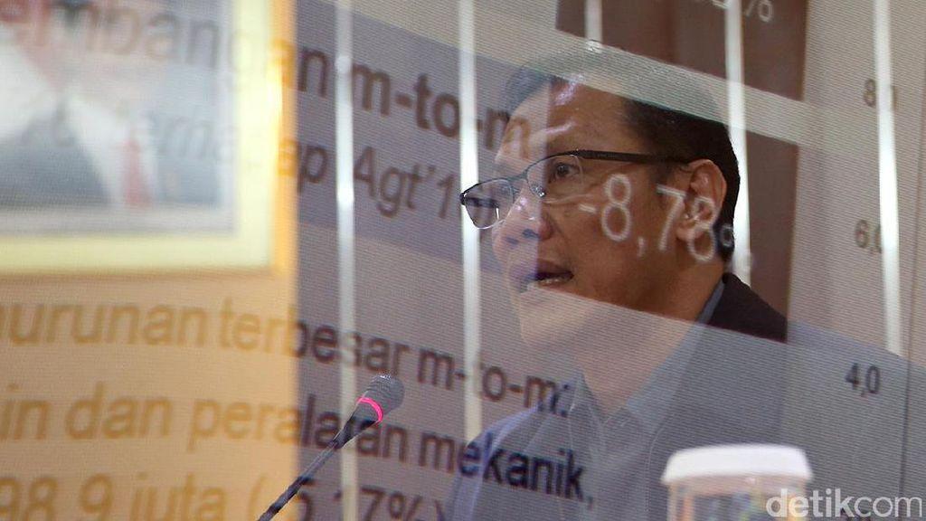 BPS Pastikan Data Aman dari Serangan WannaCry