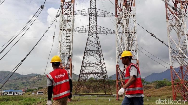 Sumatera Tersambung Tol Listrik 275 kV Tiga Bulan Lagi