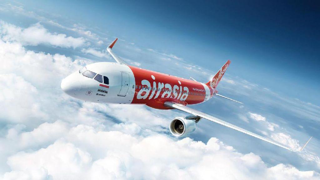 Akhir Tahun, AirAsia Promo Kursi Terbang Gratis