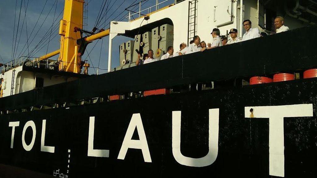 Tol Laut Bikin Saham Sektor Kapal Bergairah