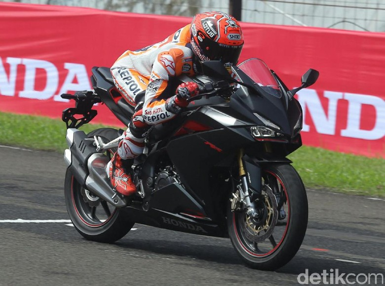 Marc Marquez: Honda CBR250RR Motor yang Menarik