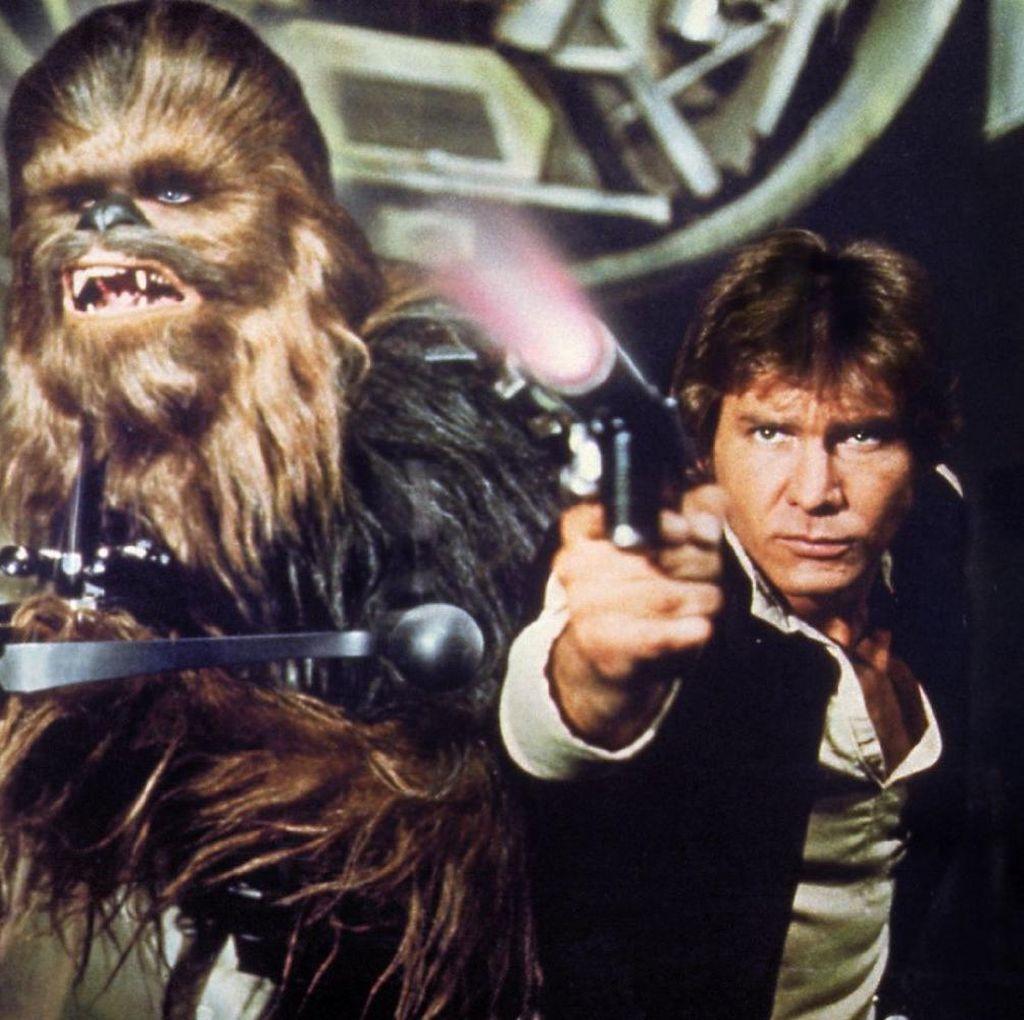 Sutradara Spin-off Han Solo Hengkang karena Dipecat Lucasfilm