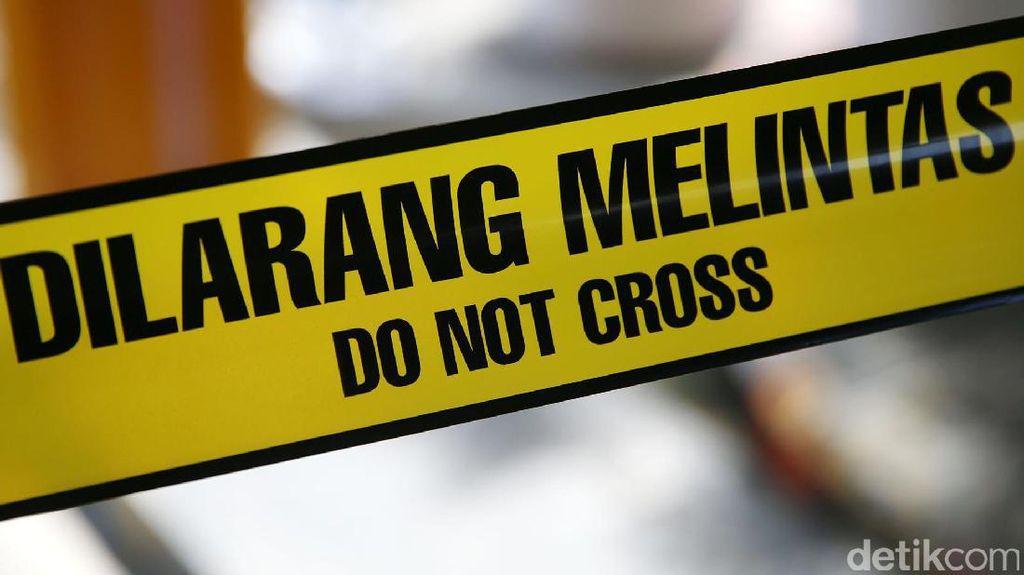 Bus yang Kecelakaan di Ciwidey Kabupaten Bandung Akibat Rem Blong