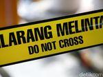 Teroris Penyerang Polda Sumut Lompat Pagar Lalu Tikam Polisi