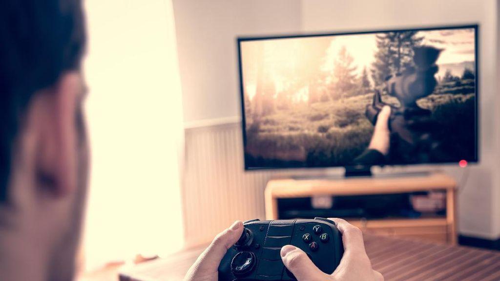 Bagi Pria, Video Game Lebih Manjur Redakan Stres Ketimbang Seks