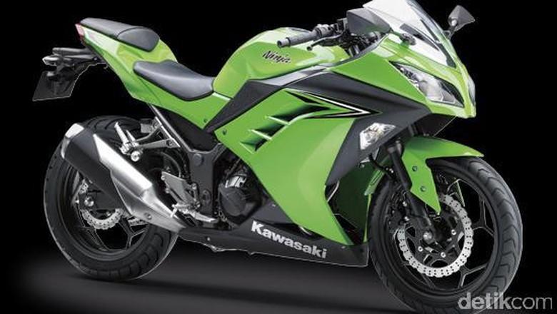 Diserang Sana-sini, Kawasaki Yakin Jualan Ninja 250 Masih Moncer