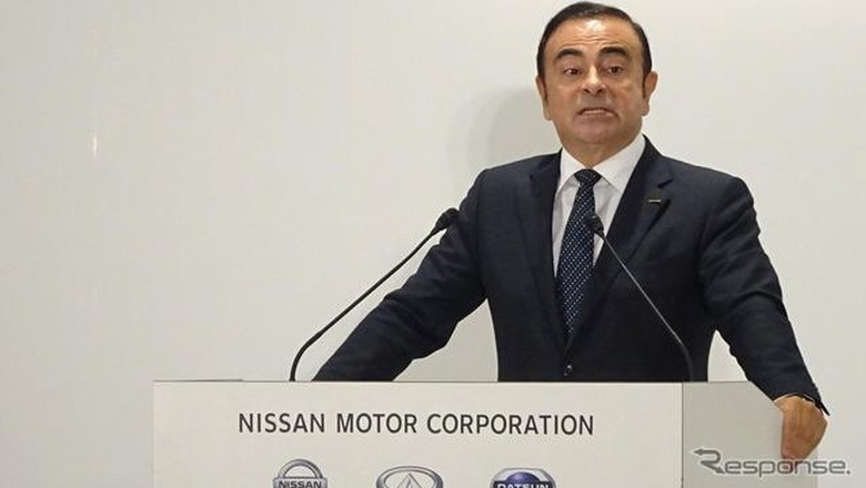 Nissan Punya CEO Baru