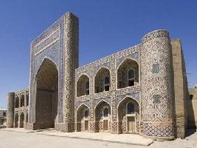 Masya Allah, Cantiknya 4 Masjid di Asia Tengah Ini