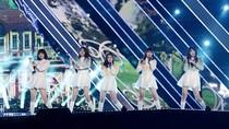Petjah! GFriend Goyang Music Bank in Jakarta dengan Fingertips