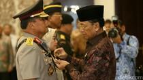 Wiranto Resmikan Tim Saber Pungli
