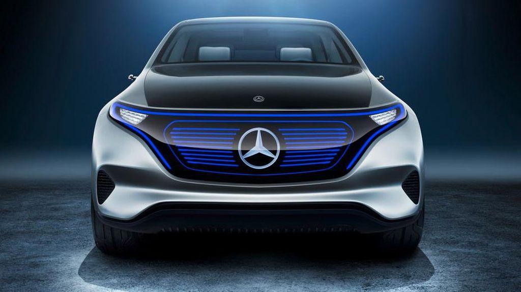 Pakai Nama EQ, Mercedes-Benz Digugat Pabrikan China
