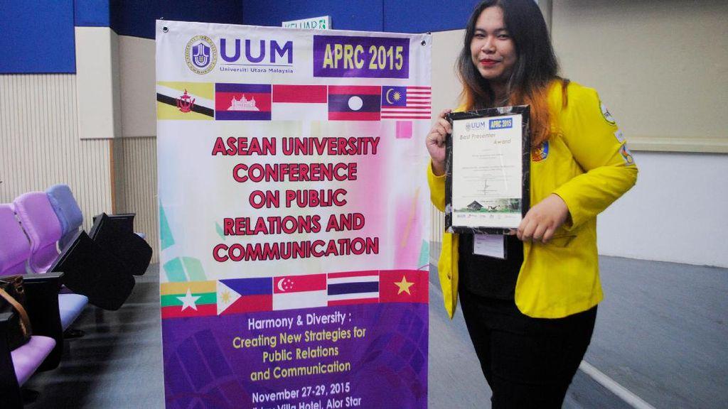 Perkenalkan Indonesia di Mata Internasional, Traveling ke Malaysia dan Juara
