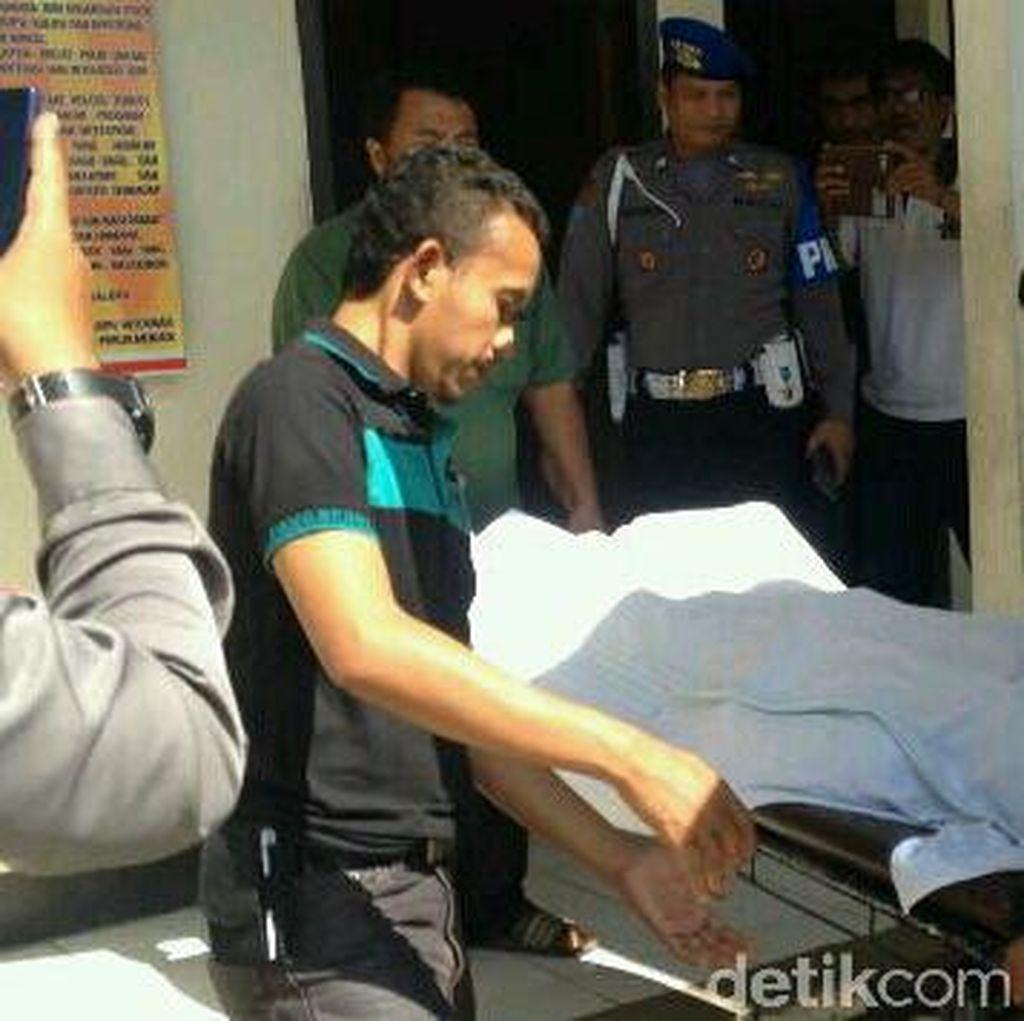Baru Ditangkap, Buronan Kasus Pencurian Bunuh Diri di Tahanan