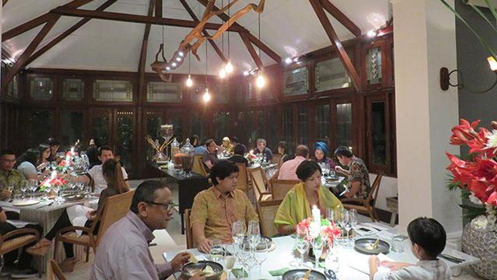 Ketika Keju hingga Jamur Langka Asli Indonesia Berpadu Dalam Satu Suguhan Istimewa