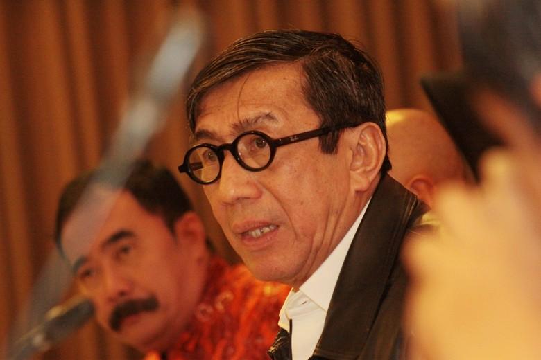 PTUN Menangkan PPP Djan, Menkum HAM: Dasarnya Apa?