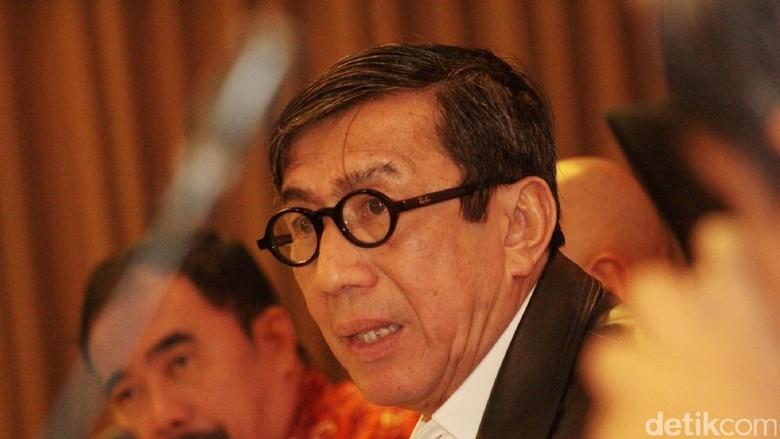 Pemerintah Usul Pensiun Hakim Agung di Atas 65 Tahun