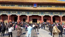 Kemegahan Forbidden City dan Kisah Ribuan Selir Raja China 