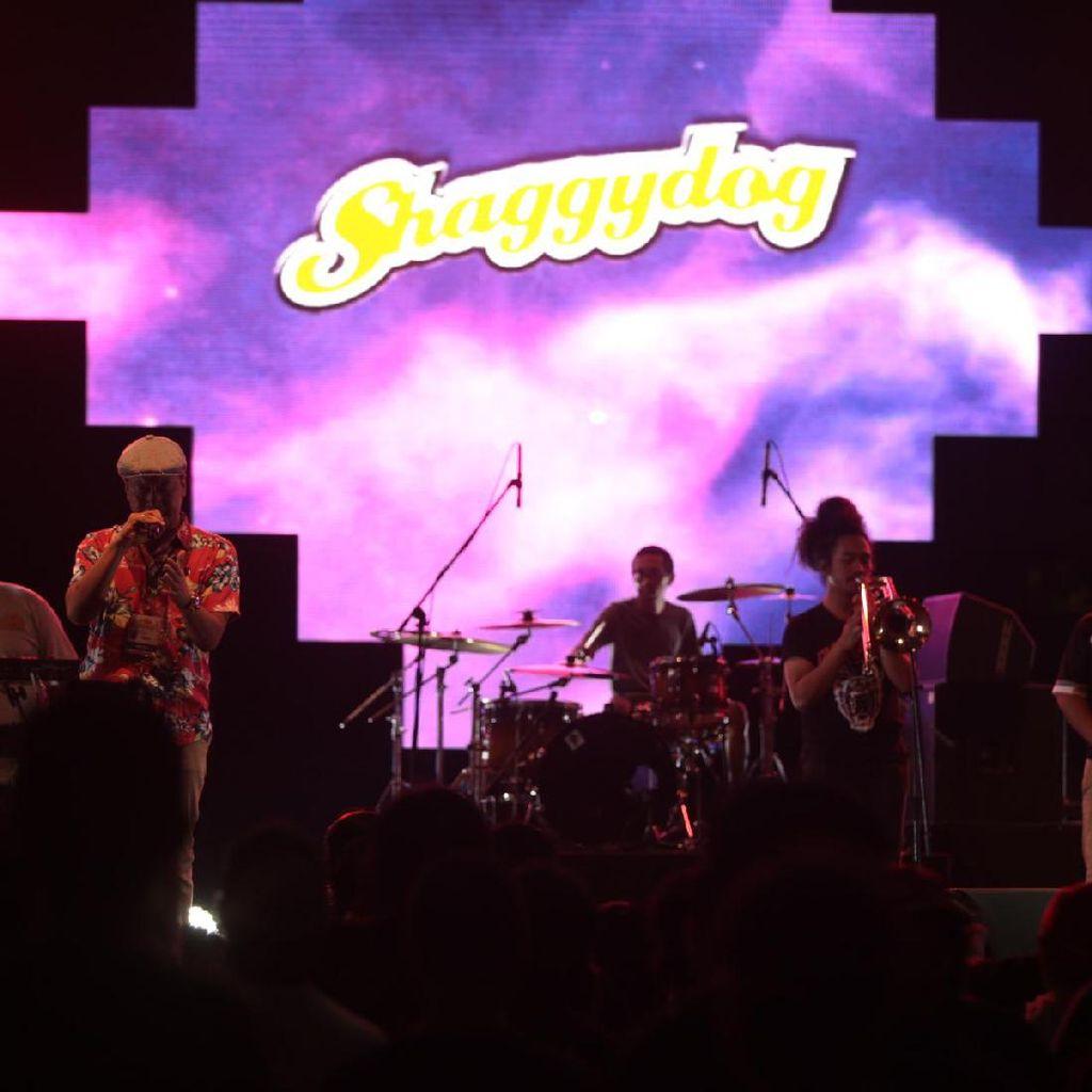 Rayakan Record Store Day, Shaggy Dog Rilis Versi Vinyl Album Putra Nusantara