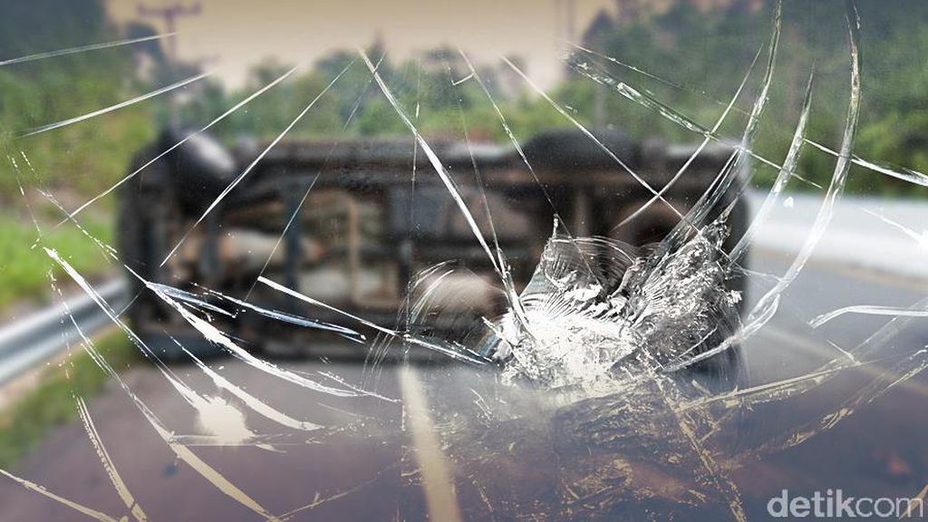 Kecelakaan 2 Truk di Cikarang Timur, Lalin Padat ke Arah Cikampek