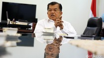 Cerita Wapres JK Soal Diangkatnya Kembali Jonan Menjadi Menteri