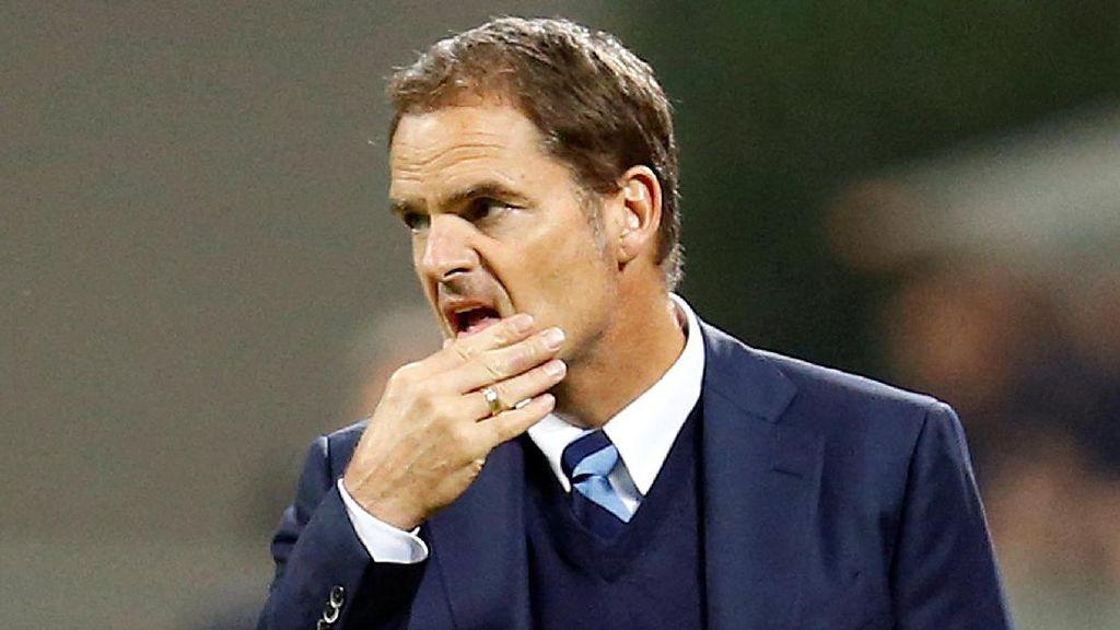 Frank de Boer Jadi Manajer Baru Crystal Palace