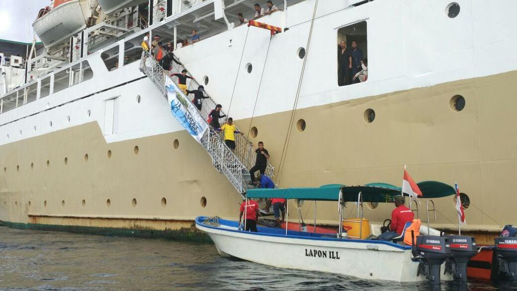 Sambut Natal dan Tahun Baru, Penumpang Kapal Diprediksi Hanya Naik 1%