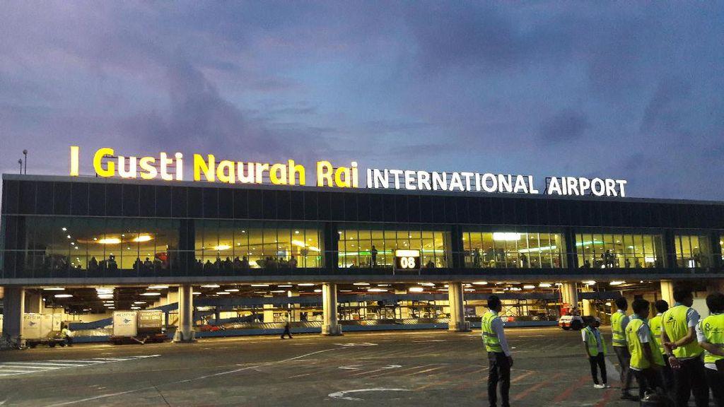Bandara Ngurah Rai Ditutup Saat Nyepi, 324 Flight Tak Beroperasi