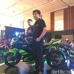 Kawasaki Ogah Ramaikan Pasar Motor Sport 150 cc