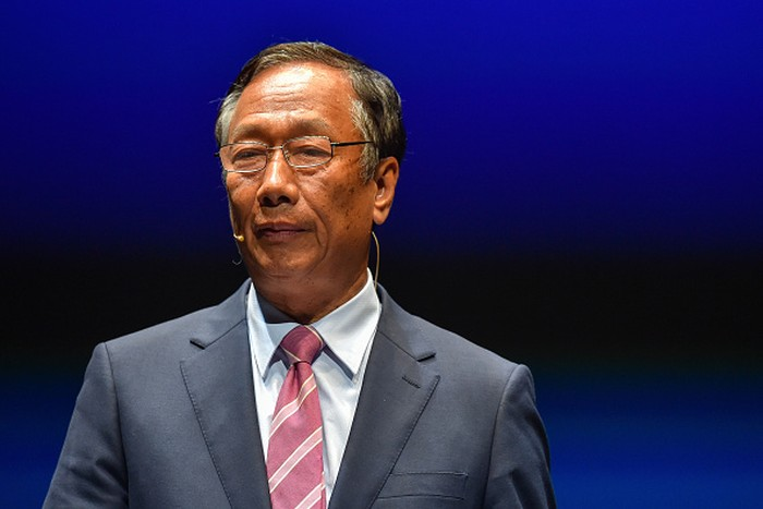 Terry Gou. Foto: Getty Images