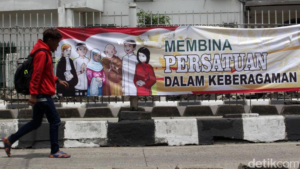 Seruan untuk Demo 4 November: #JakartakuDamai