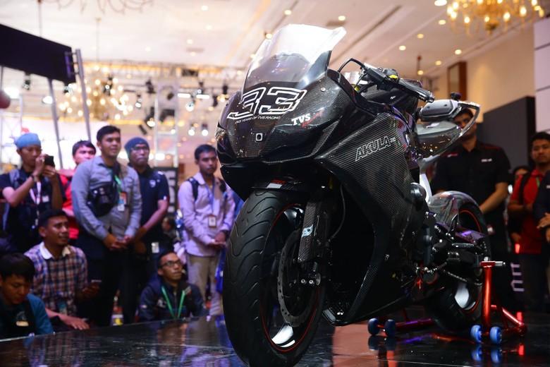 Motor Sport India-Jerman Versi TVS Meluncur Agustus