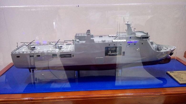 BUMN Ini Kirim Kapal Perang Kedua ke Filipina Akhir April
