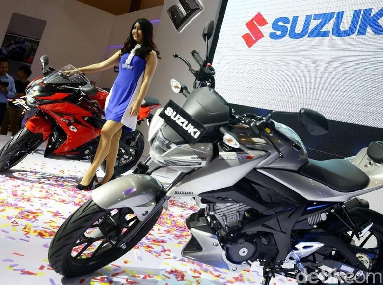 Suzuki Luncurkan Si Kembar GSX-S dan GSX-R 150 18 Februari