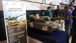 Tank Baja Kolaborasi RI dan Turki Masih Proses Perakitan