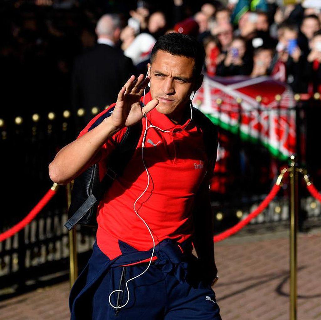 Medel Siap Promosikan Inter ke Alexis Sanchez